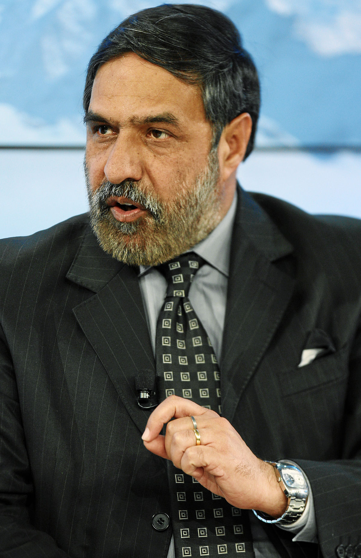 Anand Sharma - Wikipedia