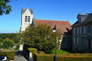 Ancienville - The Church of Saint-Médard