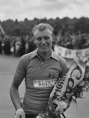 André Darrigade - Darrigade at the 1956 Tour de France