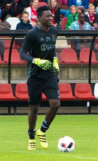André Onana Cameroonian footballer