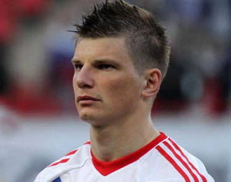 Andrey Arshavin - Arshavin whilst playing for Russia