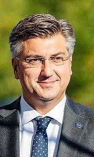 Prime Minister of Croatia position