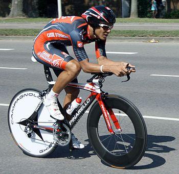 Andrey Amador Eneco Tour 2009