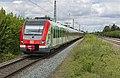 Angermund DB 422 556 (Werbezug)-422 572 als S1 naar Solingen (34161641146).jpg