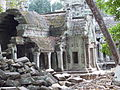 Angkor - Ta Prohm - 014 Buildings and Cloister (8581944368).jpg