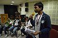 Ankan Ghosh Dastider - Open Discussion - Collaboration among Indic Language Communities - Bengali Wikipedia 10th Anniversary Celebration - Jadavpur University - Kolkata 2015-01-10 3165.JPG