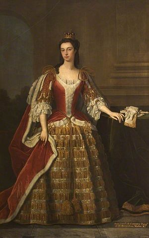 Anne Coventry, Countess of Coventry (1673–1763) - The Countess of Coventry by Charles Jervas