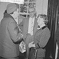 Anne Frank Huis geopend Tijdens toespraak, Bestanddeelnr 912-4310.jpg