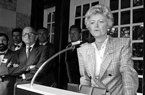 Anne d'Ornano - Anne d'Ornano, Deauville, 1990