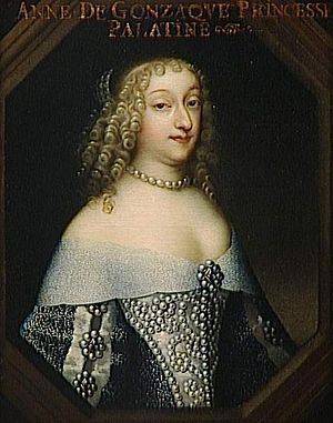 Anne Gonzaga - Image: Anne gonzague