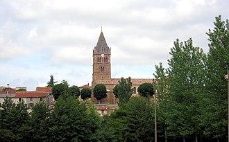 Anneyron - The church of Anneyron