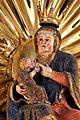 Anno 1200 schuf ein Künstler (aus Verona?) die Plastik der stillenden Madonna im Dom zu Bozen, Südtirol. 03.jpg