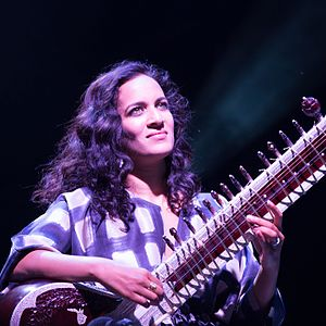 Anoushka Shankar - Anoushka Shankar at the Rudolstadt-Festival 2016