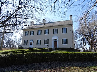 National Register of Historic Places listings in Washington County, Maryland - Image: Antietam Hall near Hagerstown, Maryland