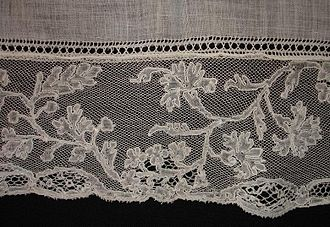 Mechlin lace - 18th century