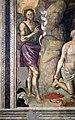 Antonio del massaro detto il pastura, ss. g. battista, girolamo, lorenzo e un committente, 1490 ca. 02.jpg