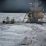 Apollo 16 LM Orion