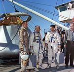 Apollo 1 water egress training.jpg
