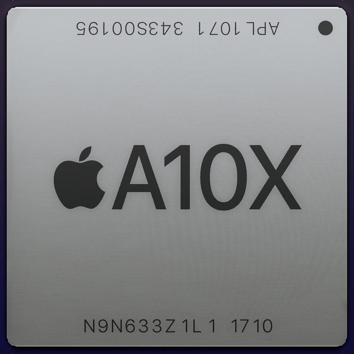 Apple A10x Wikipedia
