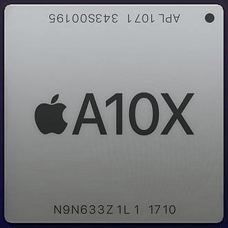 Apple A10X - Image: Apple A10X Fusion
