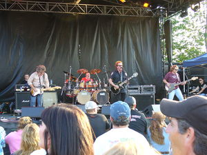 April Wine - April Wine in concert in 2008