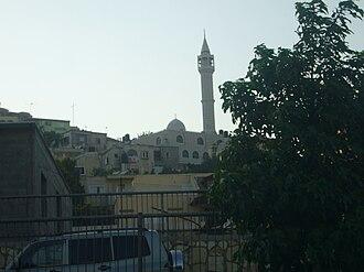 Ar'ara - Mosque in Ar'ara