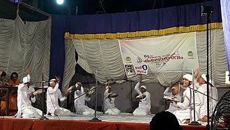 Aravana muttu - Arabana muttu at 59th school kalolsavam, Aalappuzha