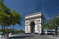 Arc de Triomphe, 2 August 2015 001.jpg