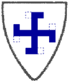 Argent a cross potent rebated azure.ant.png