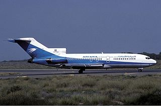 Ariana Afghan Airlines Flight 701