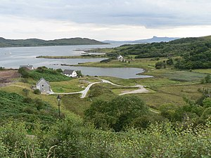 Skirmish of Arisaig - Arisaig Bay
