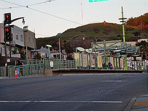 Arleta station - Arleta Station, 2007