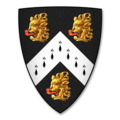 Armorial Bearings of the UNETT family of Castle Frome, and Ledbury, Herefordshire.png