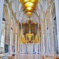Arnhem Grote Kerk Sint Eusebius Innen Langhaus West 3.jpg