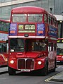 Arriva London Routemaster bus RML2752 (SMK 752F), Cockspur Street, route 159, 9 December 2005.jpg