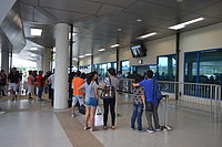 Arrival Area - Laguindingan International Airport.JPG