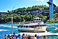 Arriving boat at Niagara Falls - panoramio.jpg