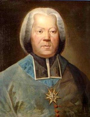 Arthur Richard Dillon - Portrait of Arthur Richard Dillon
