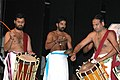 Artists performing cultural activities during the closing ceremony of the 40th IFFI-2009, at Panaji, Goa on December 03, 2009.jpg
