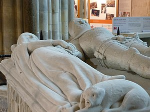 An Arundel Tomb - Additional view of Arundel Tomb