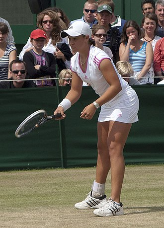 Ashleigh Barty - Barty at the 2011 Wimbledon Championships