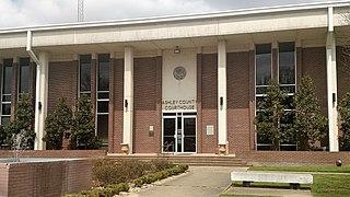 Ashley County, Arkansas county in Arkansas
