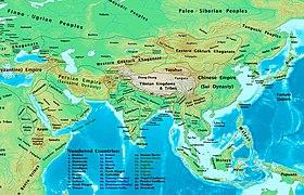 チベット ウイグル