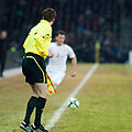 Assistant referee - Switzerland vs. Argentina, 29th February 2012.jpg
