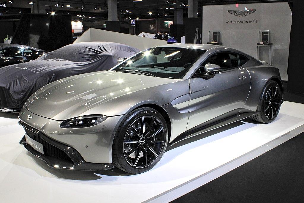 File:Aston Martin Vantage, Paris Motor Show 2018, IMG 0660