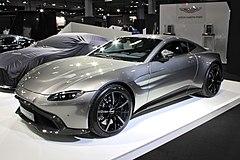 Aston Martin V Vantage Wikipedia - 06 aston martin vantage