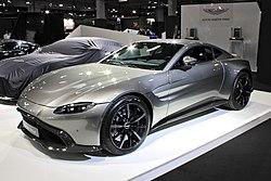 Aston Martin Vantage 2017 Wikipedia