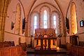 Auderville Parish Church Saint Gilles Choir 2010 08 30.jpg