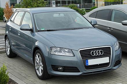 Audi A3 8P  Wikiwand