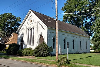 National Register of Historic Places listings in Woodruff County, Arkansas - Image: Augusta, AR 029